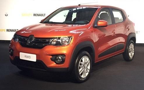 Renault Kwid brasileiro