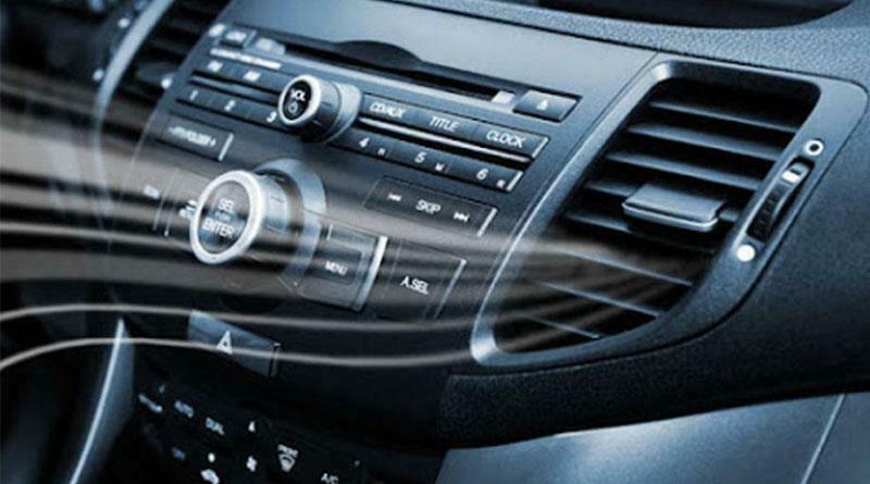Ar-condicionado de carros