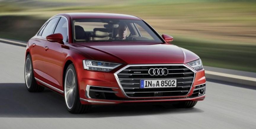 Audi A8 2020