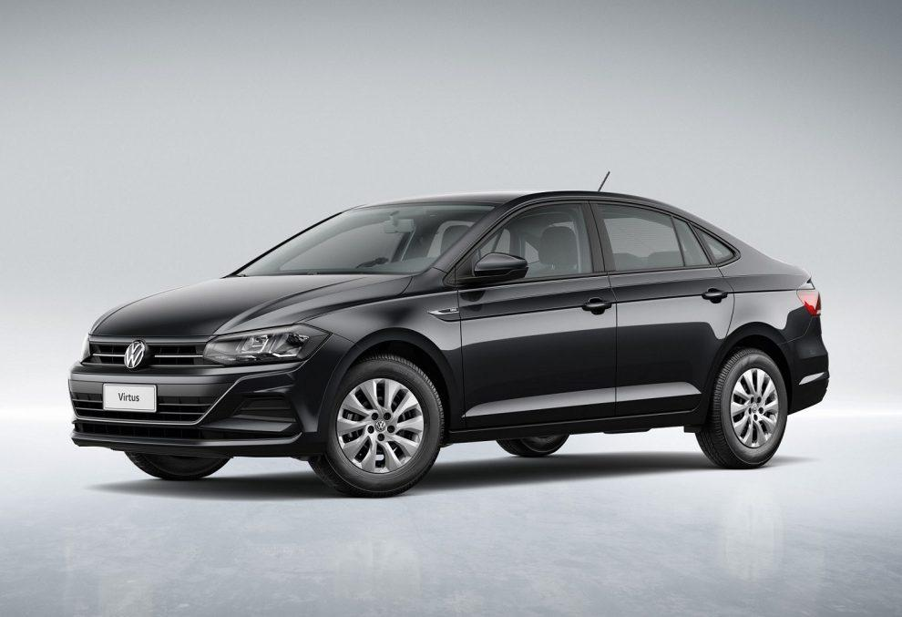 Volkswagen Virtus Sense pcd