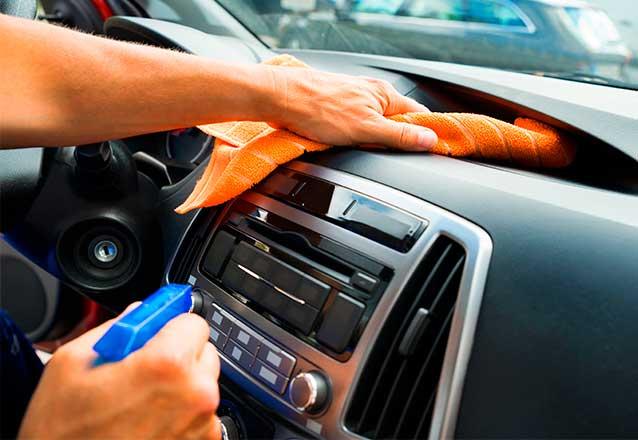 Limpeza carro