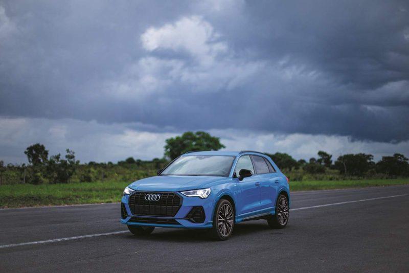 Audi Q3 Black S Line 2021
