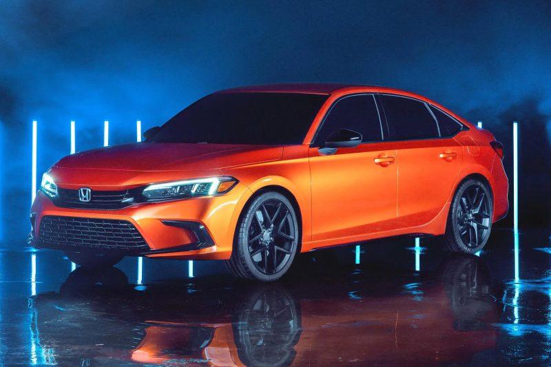 Honda Civiv 2022